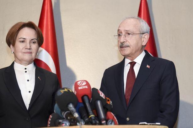 Kılıçdaroğlu'ndan İyi Parti ile ittifak açıklaması