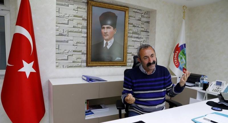 Komünist Başkan Fatih Mehmet Maçoğlu'ndan 'Dersim' açıklaması