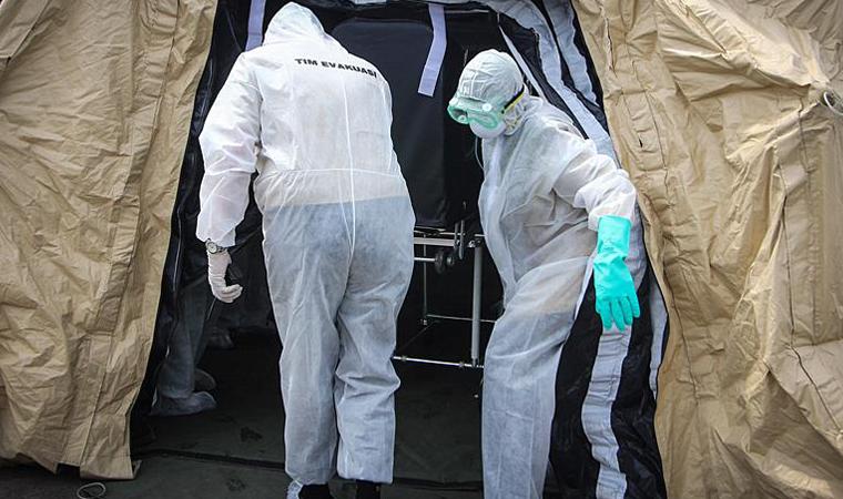 'Kongo'da Ebola salgını bitti'