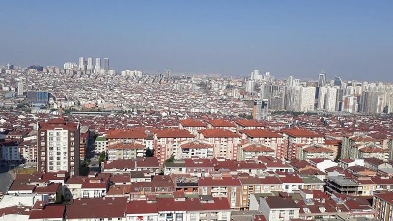 Konutta en uzuc içe Esenyurt, en pahalı Beşiktaş