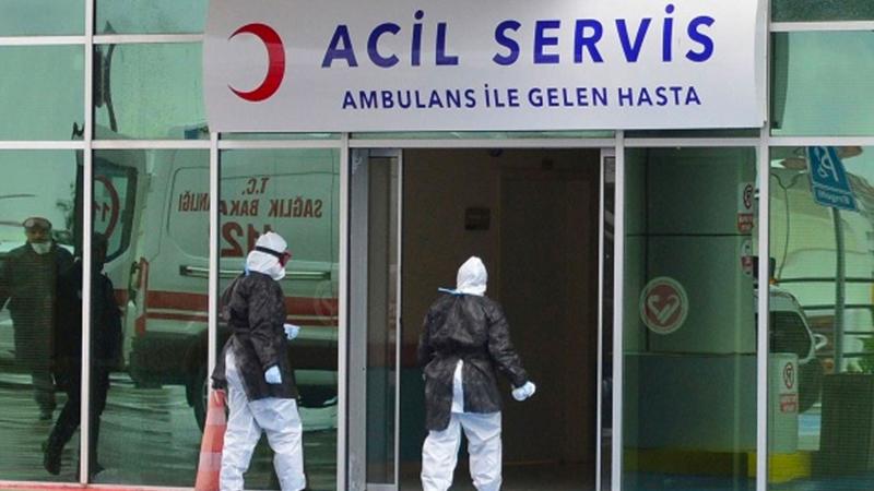 Konya Tabip Odası: Vakalar bu hızla devam ederse 112 çalışanları yetişemez!