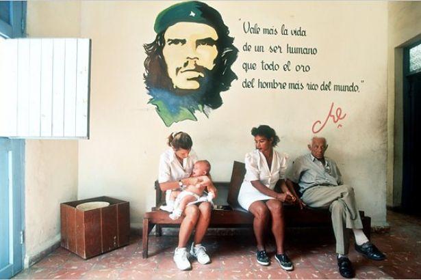 Küba'nın sağlık karnesi: Bebek ölüm hızı binde 4
