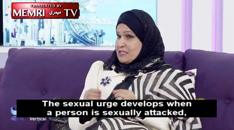 Kuveytli akademisyenin 'eşcinsellik' iddiası: Meniden beslenen bir anal solucan var…