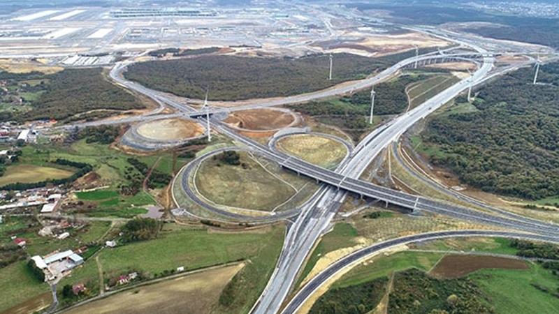 Kuzey Marmara Otoyolu için 2 milyar 150 milyon TL garanti geçiş ödemesi yapıldı