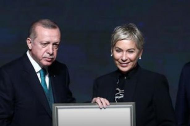 Leyla Alaton: Cumhurbaşkanım sizi mahcup etmeyeceğiz