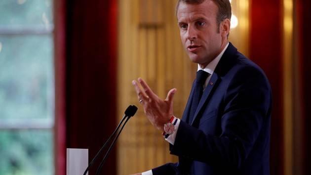 Macron: Esad'ın iktidarda kalması feci olurdu