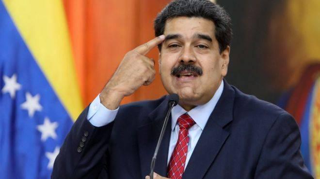Maduro: Trump beni öldürmeleri için mafyaya emir verdi!