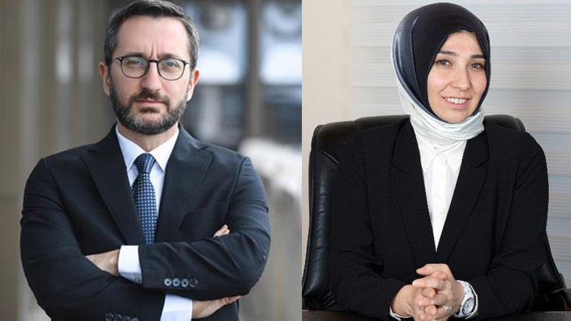 Mahkemeden, Fahrettin ve Fatmanur Altun ile ilgili paylaşımlara erişim engellemesi