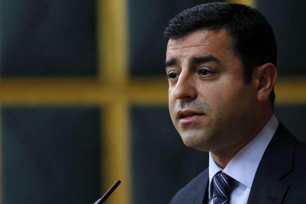Davutoğlu'nun istifasından sonra Demirtaş'ın