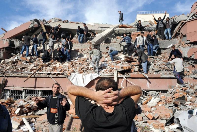 Marmara'da 7.4 şiddetinde deprem bekleniyor
