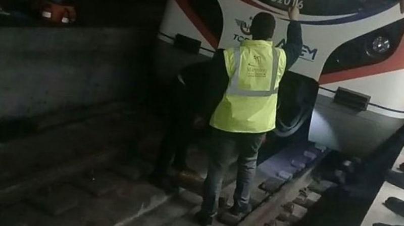Marmaray'daki intiharın detayları ortaya çıktı
