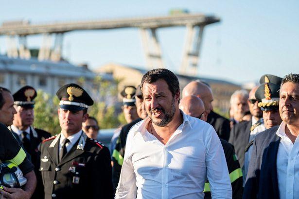 Matteo Salvini: Afrikalı yeni kölelere ihtiyacımız yok
