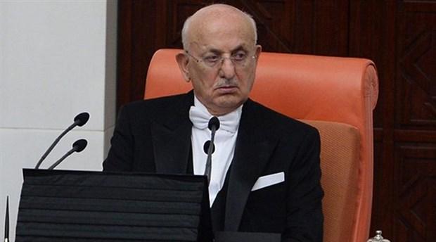 Meclis Başkanı Kahraman'dan erken yerel seçim açıklaması