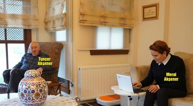 Meral Akşener: Koronavirüs bizim eve de girdi