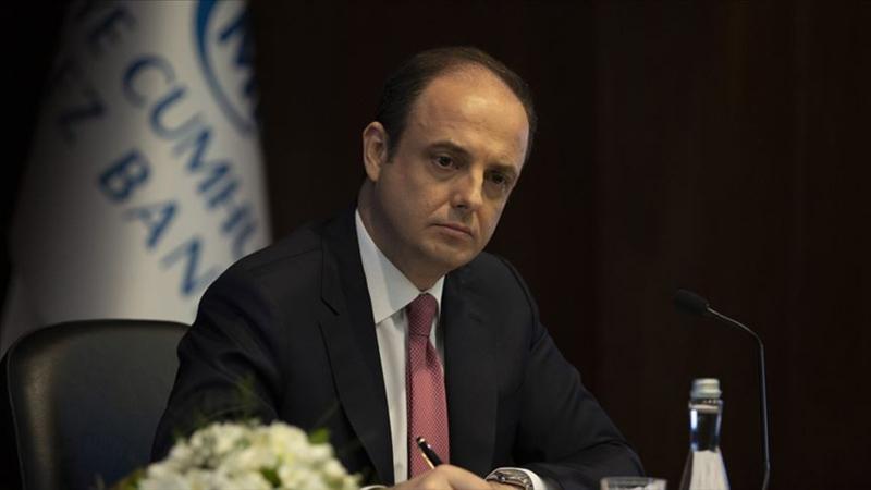 Merkez Bankası'nda Çetinkaya'nın göreve getirdiği müdürler görevden alındı