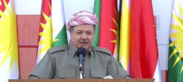 Mesud Barzani: Ya kölelik ya da bağımsızlık!