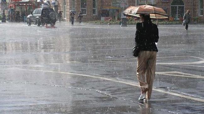 Meteoroloji: Pazar günü 81 ilde sağanak yağış bekleniyor