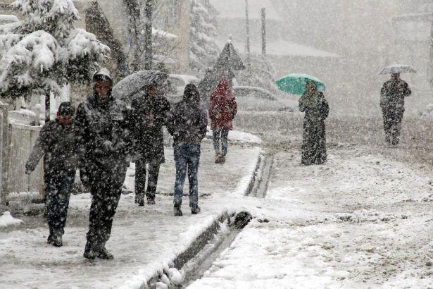Meteoroloji'den İstanbul için 'kar' uyarısı