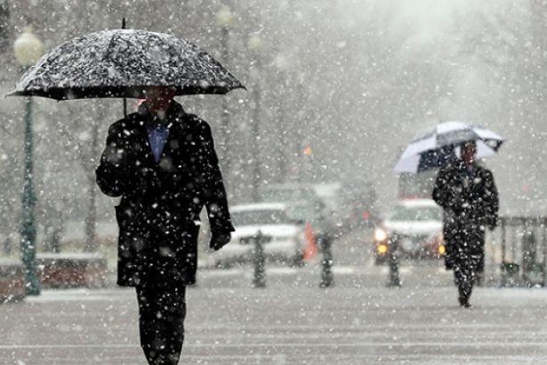 Meteoroloji'den 'kar' uyarısı!