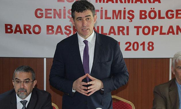 Metin Feyzioğlu: Irak tecrübesi nedeniyle endişeliyiz