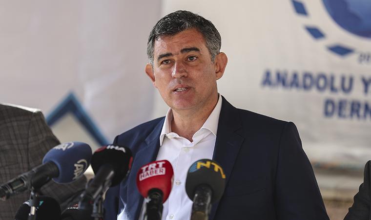 Metin Feyzioğlu'ndan istifa açıklaması