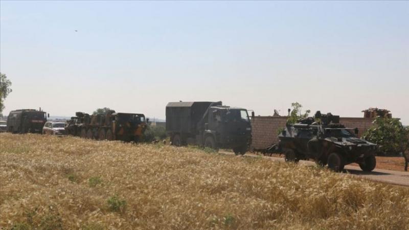 Metin Gürcan: TSK konvoyu İdlib'in güneyinde Suriye ordusu tarafından durduruldu