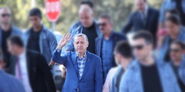MHP'nin yayın organı: Çevresindeki ekibin, Erdoğan'ı sıkça yanılttığını biliyoruz