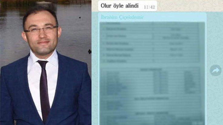 Milli Eğitim Müdürü yapılmayan sınavın atama listesini paylaştı!