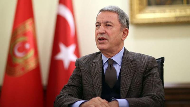 Milli Savunma Bakanı Akar'dan 'Suriye'den ne zaman çıkılacak?' sorusuna yanıt