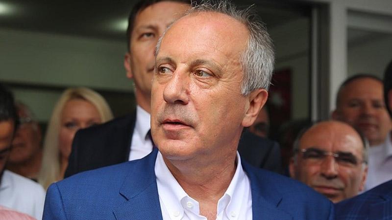 Muharrem İnce: Sayın Ahmet Türk'ü ziyaret edeceğiz