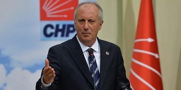 Muharrem İnce'den Erdoğan'a: Elinde belge varsa açıkla