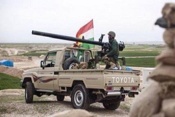 Musul operasyonunda 5 peşmerge öldü!