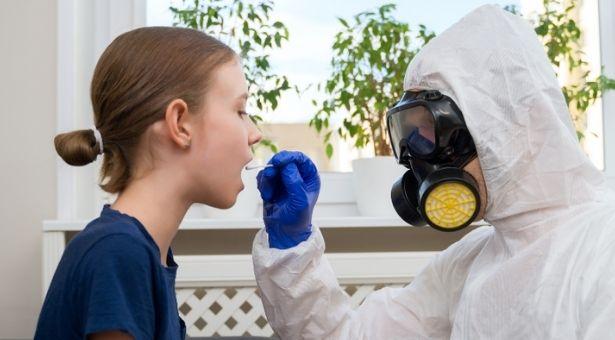 'Mutant virüs tespit edilen çocuklarda uzun süren PCR pozitiflik yüzde 2'den 52'ye çıktı'
