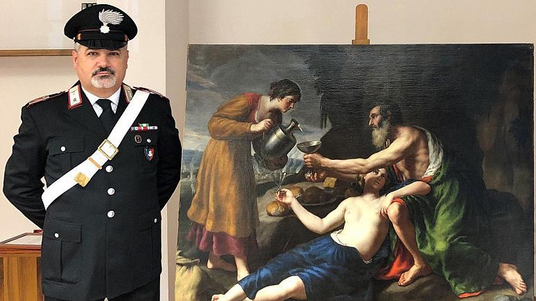 Nazilerin, Yahudi sahiplerinden çaldığı tablo iade edildi