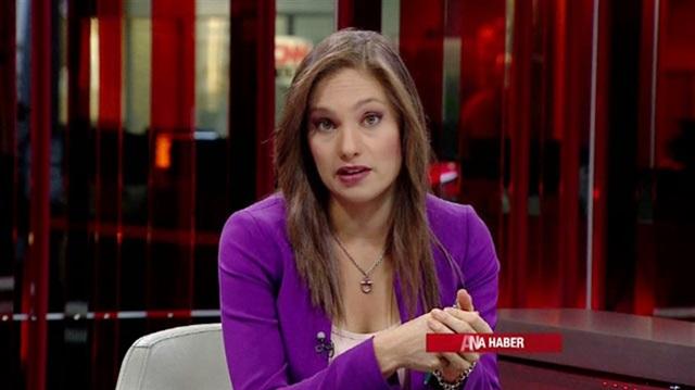 Nevşin Mengü, Erdoğan'a yöneltilen yumurta sorusuna: Gazetecilik böyle olur!