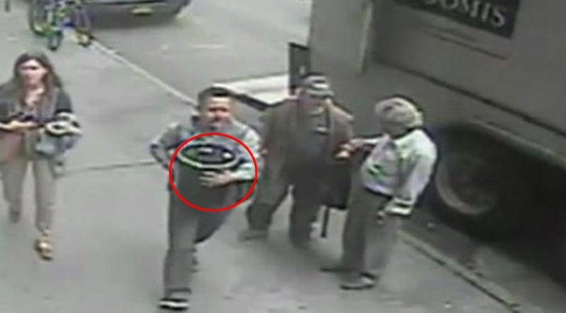 New York polisi, 20 saniyede 1.6 milyon dolar değerindeki altını çalan kişiyi arıyor