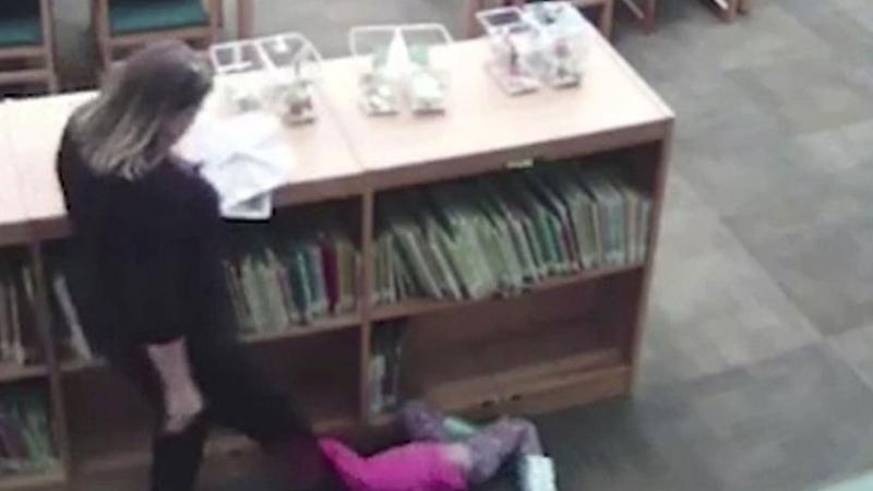 Öğretmen 5 yaşındaki öğrencisini tekmeledi