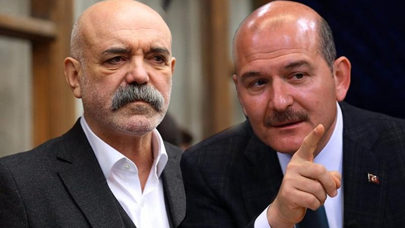 Oyuncu Ercan Kesal'dan Soylu'ya yanıt: Bütün işler bitti tek sıkıntı Çukur'daki silahlar ve ölen insan sayısı mı?