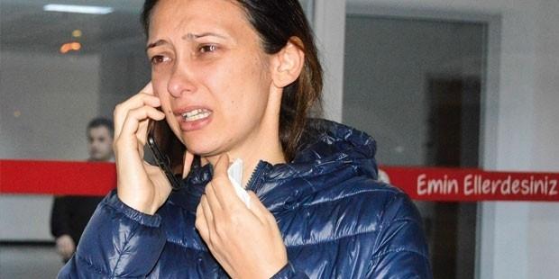 Parkta spor yapan hamile kadına tekme atan saldırgan tutuklandı!