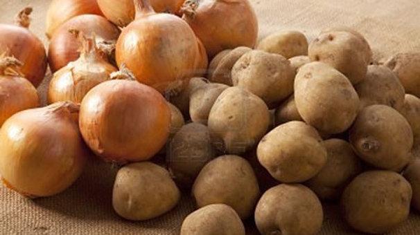 Patates ve soğan nedeniyle 15 günlük evlilik bitti!