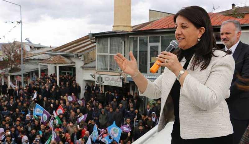 Pervin Buldan: Öcalan ailesiyle görüşsün