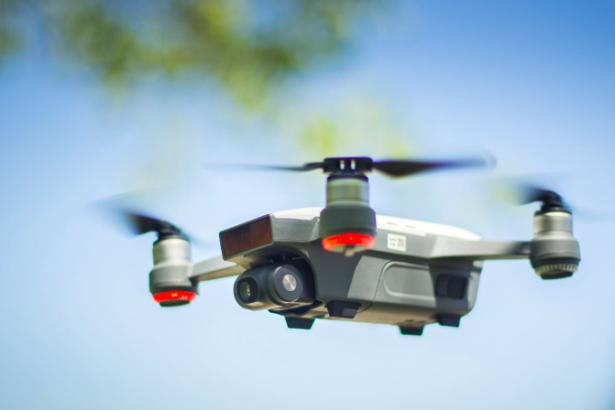 Petrol tesisine drone ile saldırı