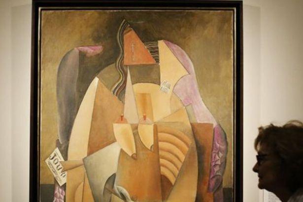Picasso'nun tablosu 63.5 milyon dolara satıldı!