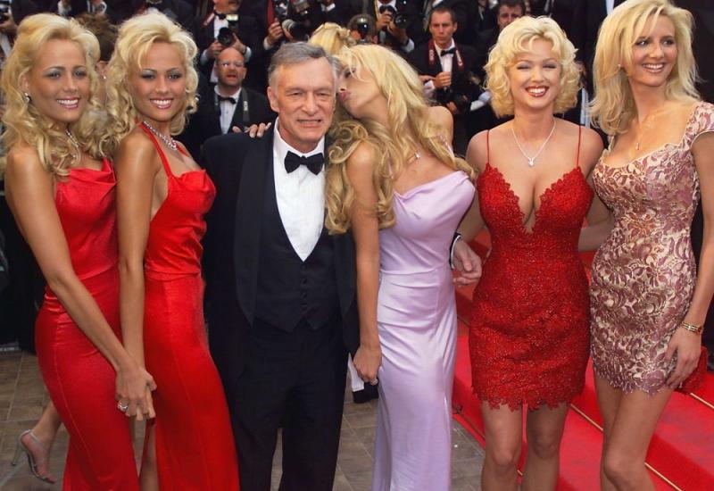 Playboy dergisinin kurucusu Hugh Hefner hayatını kaybetti!