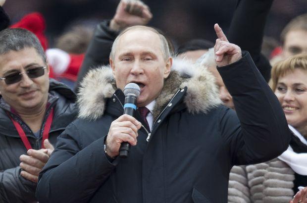 Putin SSCB'yi Özlemiş