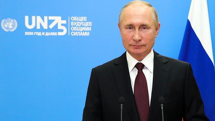 Putin, tüm vatandaşların aşılanması talimatı verdi