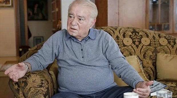 """Rahmi Turan, kendisinin ortaya attığı """"iddiaya 'şer' dedi, CHP'den özür diledi"""