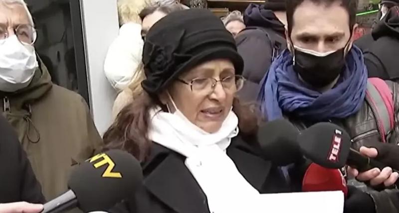 Rakel Dink: Eşimin davası 14 yıldır devam ediyor. 14 yıldır çözemediler