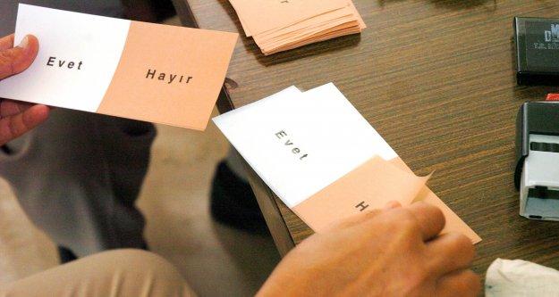 Referandum tarihi açıklandı