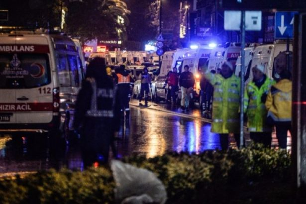Reina katliamıyla ilgili 11 yabancı uyruklu kadın tutuklandı